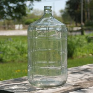 6 gal. Glass Carboy