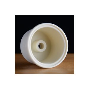 PET Carboy Stopper - DRILLED