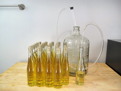 Clearing Wine, Mead, Cider and More